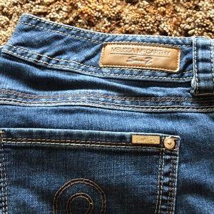 Melissa McCarthy Straight Jeans